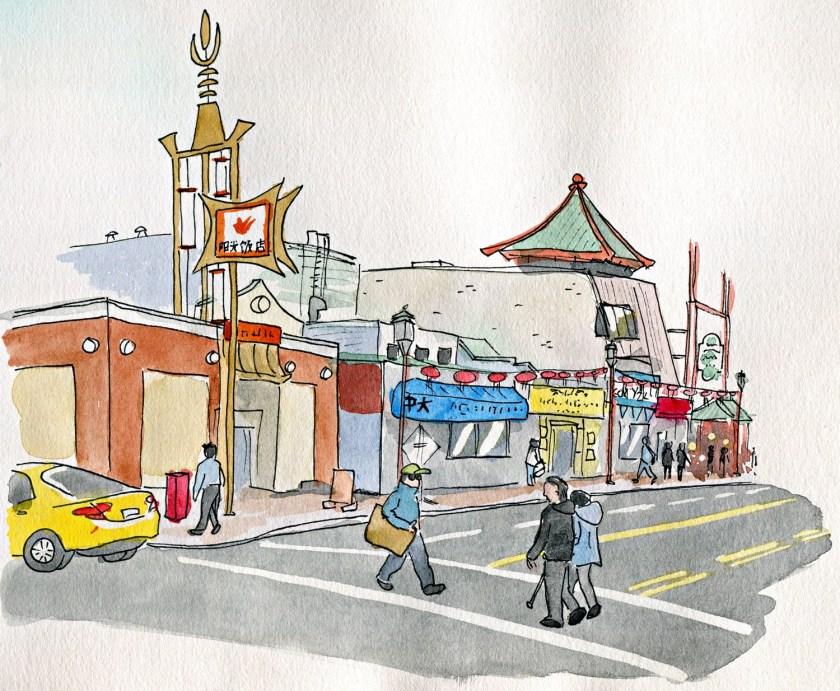 Calgary - Chinatown