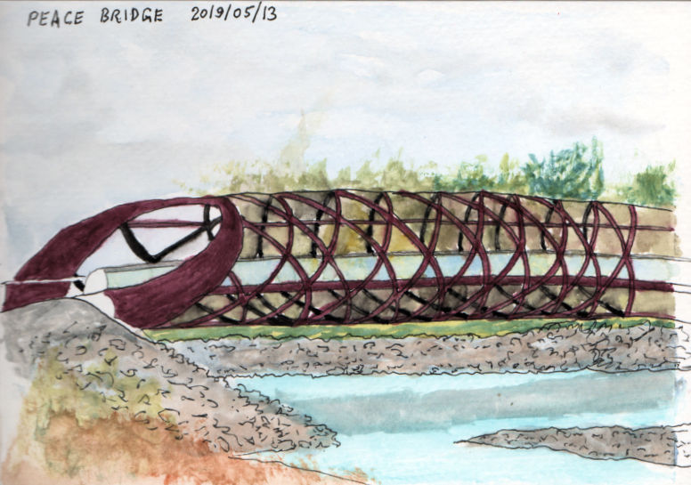 USk - Peace bridge