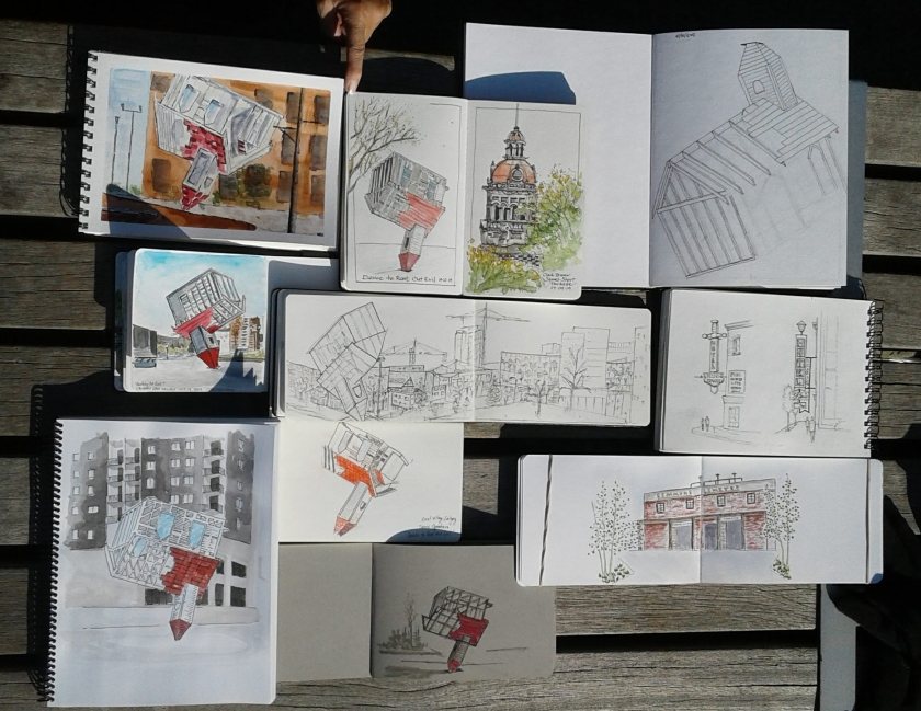 EastVillageSketchCrawl